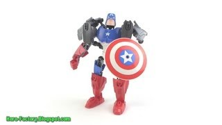 Lego Marvel Super Heroes: Captain America Reviewed
