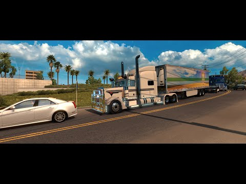 ATS#9  Delivering fruits from Huron to Phoenix 488 Miles