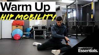 Hip Mobility Routine For Athletes