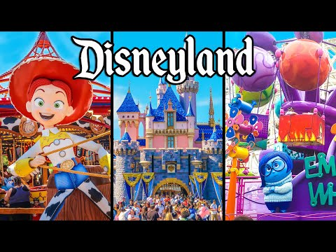 Top 10 New Rides And Attractions At Disneyland In 2019