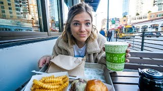 Trying Seattles NEW Shake Shack For The FIRST TIME!