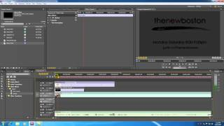 Adobe Premiere Pro Tutorial - 12 - Titles and Exporting Video