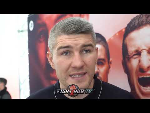 LIAM SMITH ON FIGHTING KELL BROOK, KHAN V CRAWFORD , MIDDLEWEIGHT FUTURE , BILLIE JOE SAUNDERS