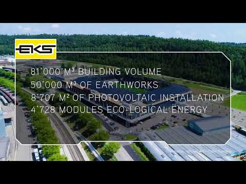 European Solar Prize 2017: Utility Company of the Kanton of Schaffhausen (EKS) - Switzerland
