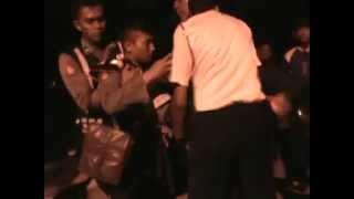 AKSI SERANG MAHASISWA FISIPOL & HUKUM UNTAN