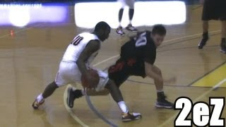 Jon Severe GETS BUCKETS For LeBron James Sponored HS
