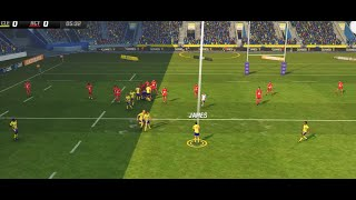 ASM Clermont VS RC Toulon : Rugby Challenge 2 PC [FR]