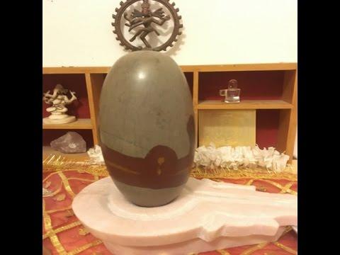 Shiva Lingam Devotions How To