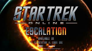 Star Trek Online: Season 13 - Escalation Official Console Trailer