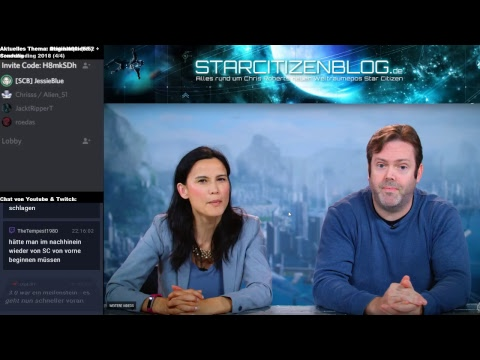 Star Citizen Blog Diskussionsrunde 20.04.2018 (Character Customizer + Crowdfunding 2018)
