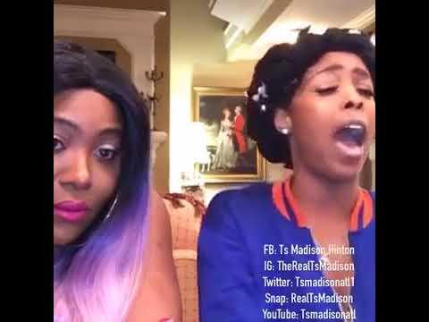 Khia CLOWNS Nicki Minaj, Remy Ma, Trina & Callers