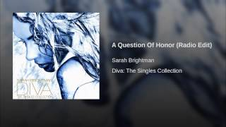 A Question Of Honor (Radio Edit)