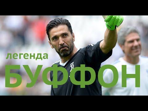 TOP 10 Игроков Мирового Футбола. БУФОН.  | Новости футбола 2020