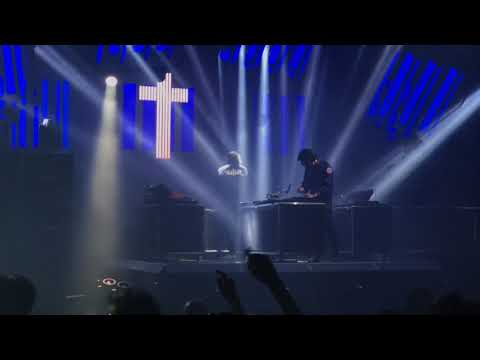 Justice at O2 Academy Brixton in London 5/7