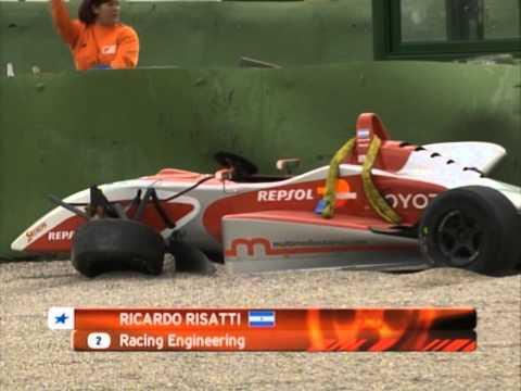 2005 Spanish F3 Championship at Valencia Race1 MPEG2