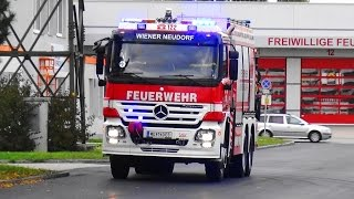 Fuhrpark Freiwillige Feuerwehr Wiener Neudorf