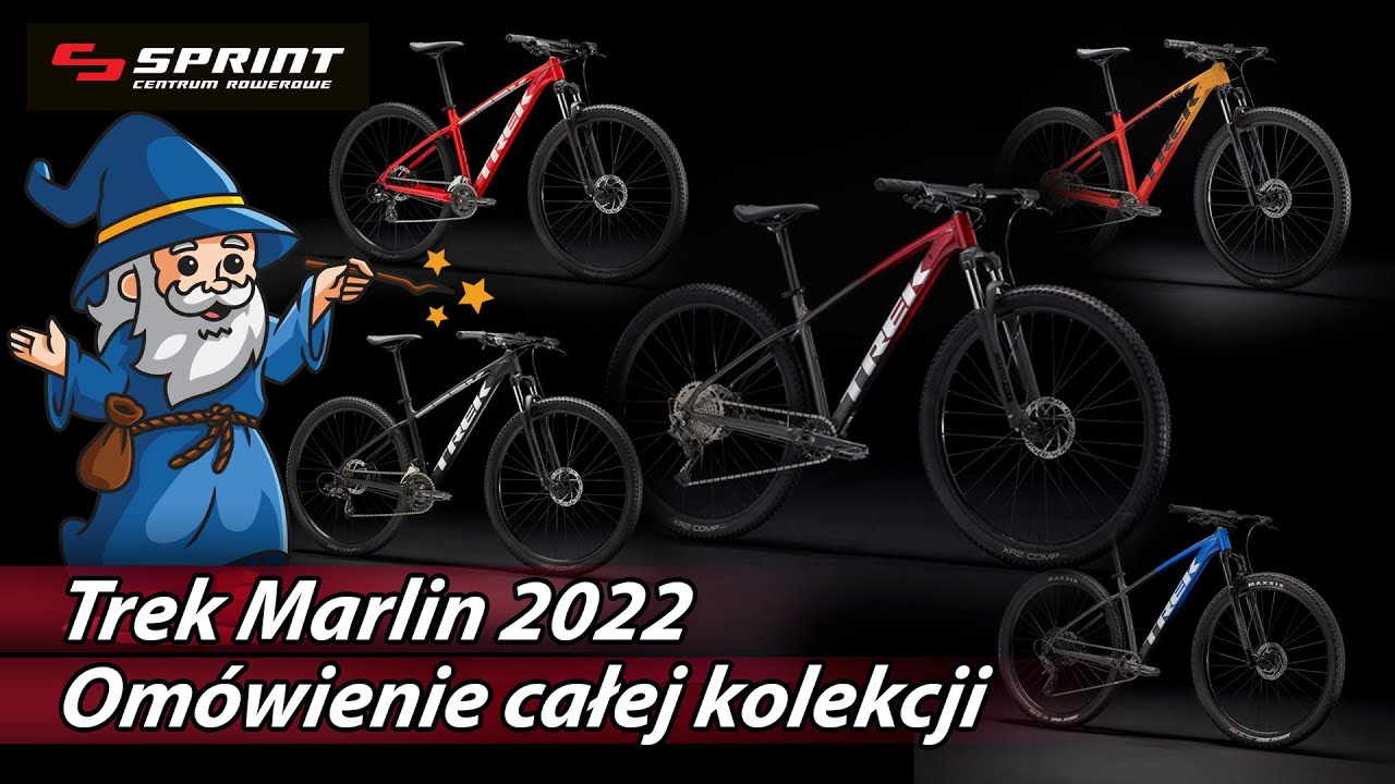 Jaki model Trek Marlin 2022 wybrać? Najlepszy rower górski do 5000zł