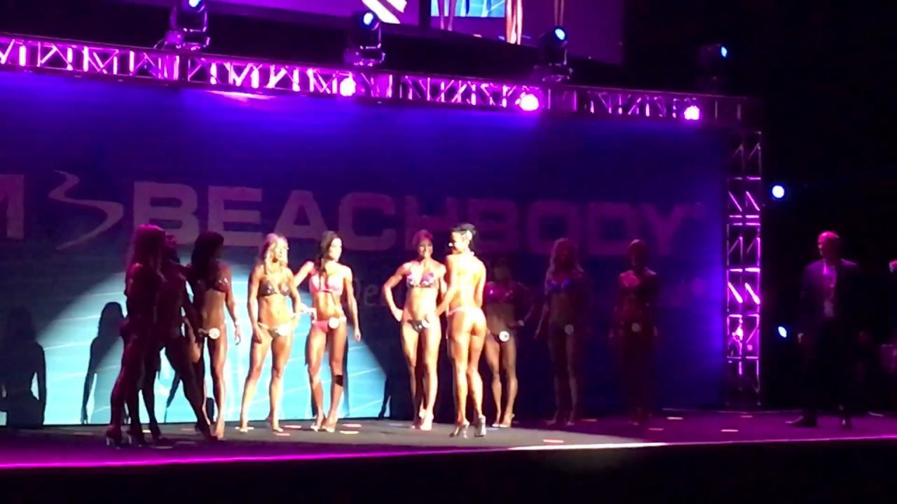 de4d5f8c5f Part 2 BeachBody Classic women's and men's posing - YouTube