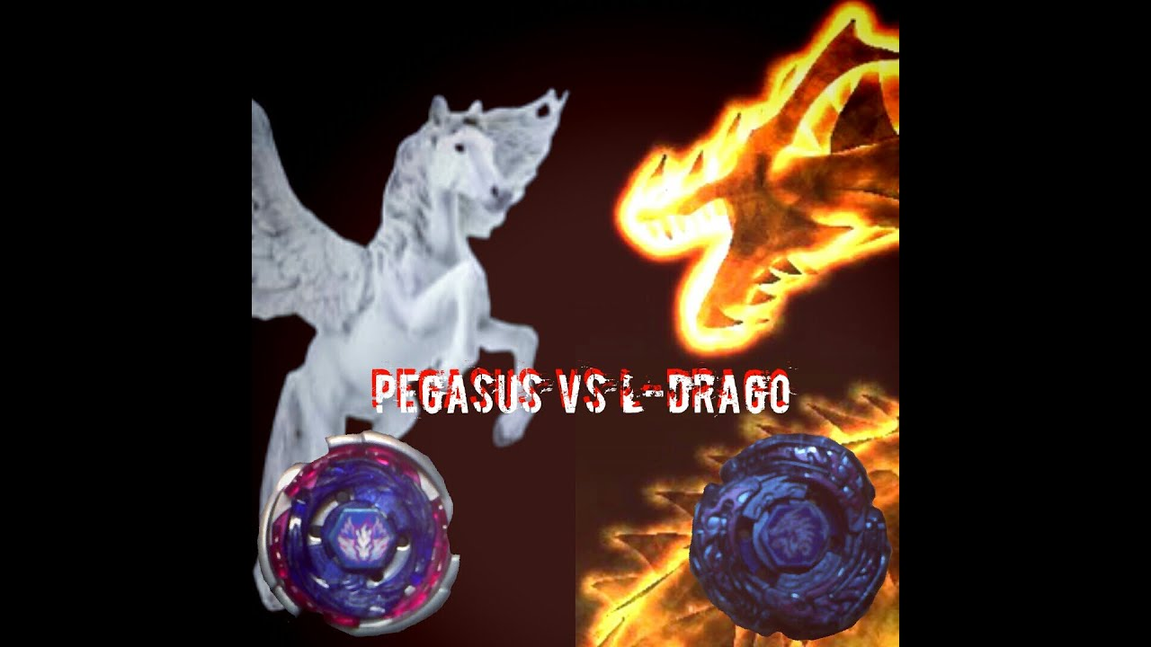 AMVBB Cosmic Pegasus VS L-Drago Destroy! - YouTube