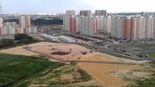 Как строят метро в Некрасовке