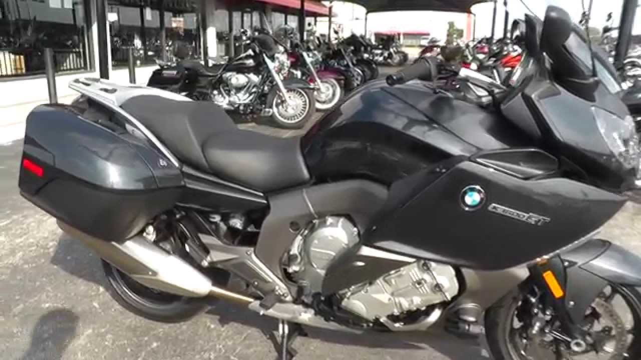 X81437 - 2013 BMW K1600GT - Used Motorcycle For Sale