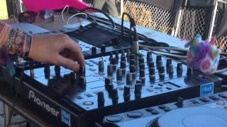 Contagious smiles at Goa Connection Upstate New York (DJ Boom Shankar)
