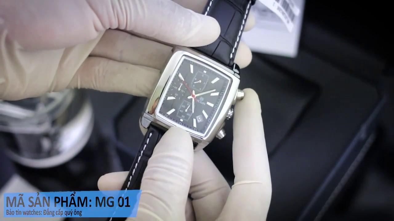 [ĐỒNG HỒ BẢO TÍN] Mã sản phẩm: MEGIR MG 01