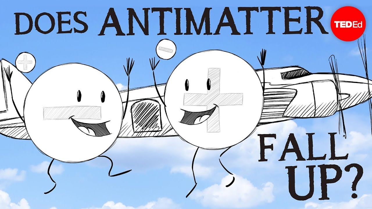 If matter falls down, does antimatter fall up? - Chloé Malbrunot - YouTube