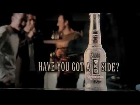 Have you got a WKD side? Cinema Commercial