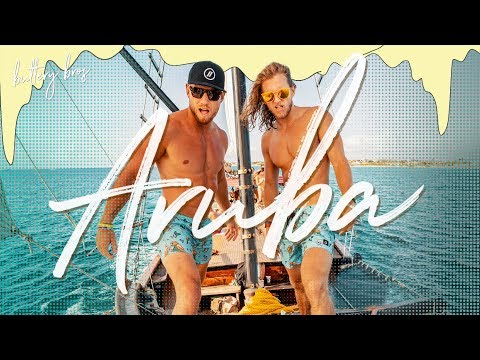 ARUBA - Flamingos, Pirate Ships, Snorkeling, the Ritz & FtVille Presented by Blenders Eyewear