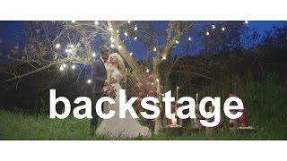 """backstage Свадьба для двоих"""" для Евгения и Евгении от Elegant wedding"""