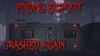 Finding Bigfoot +Crashed Again+
