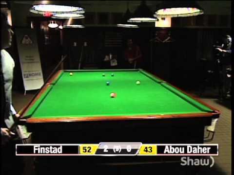 2012 Alberta Snooker Championship