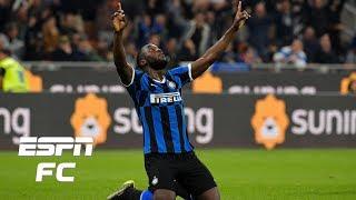Romelu Lukaku Rescues Inter Milan Draw Vs. Parma Thanks To Var   Serie A Highlights