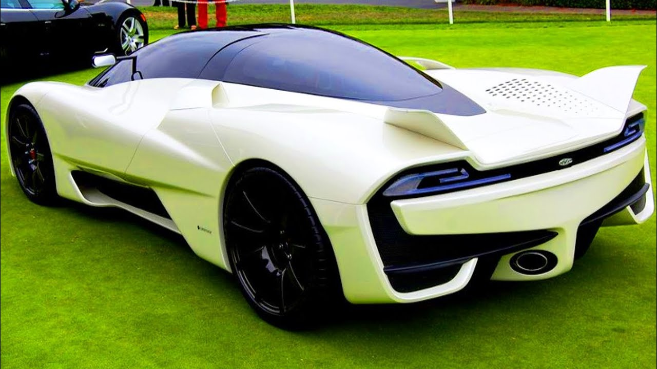 Fastest Jet In The World >> SSC Tuatara 2013 - World's Fastest Supercar Tuatara SCC 275mph Top Speed Shelby SSC Next ...