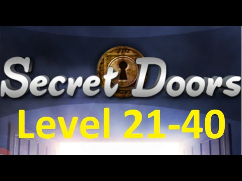 Secret Doors 100 Floors Can You Escape 100 Doors