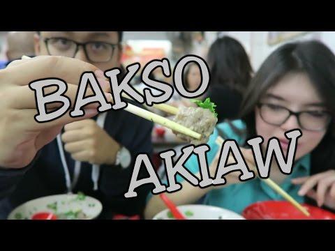 Bakso Medan Akiaw 99 ! (Medan Beef Meatballs)