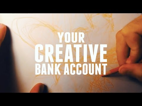 Your Creative Bank Account
