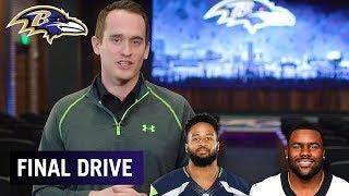 Earl Thomas & Mark Ingram, Welcome to Baltimore! | Ravens Final Drive