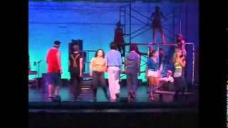 Cristina Farruggia - Godspell 2008 - Bless the Lord