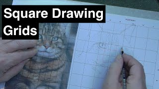 How To Draw With Square Drawing