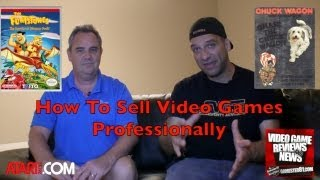 How to Sell Video Games Professionally - Gamester81