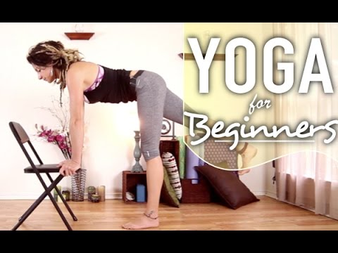 yoga at your desk - chair yoga that is gentle enough for seniors