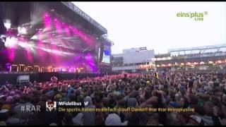 [Rock am Ring 2013] Sportfreunde Stiller - Wunder fragen nicht