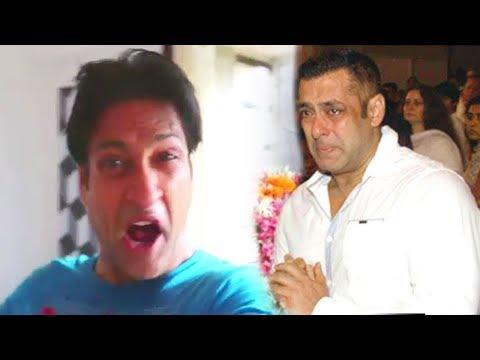 Salman Khan Breaks Down Seeing His Wanted Actor Inder Kumar's LAST Video Before PASSING AWAY
