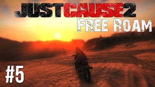 Just Cause 2 Free Roam Gameplay #5 - Island of Boom! (Just Cause 3 Hype)