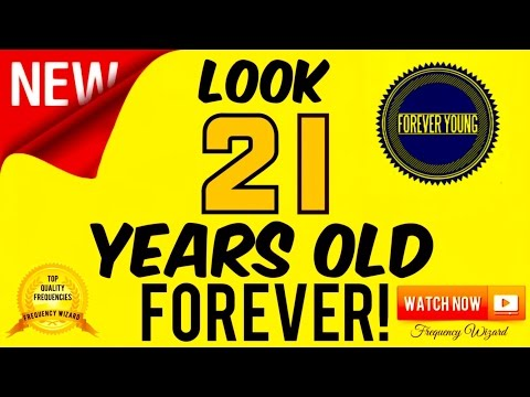 LOOK 21 YEARS OLD FOREVER! AMAZING! MUST TRY!