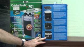 видео Внешний фильтр для аквариума 900 литров