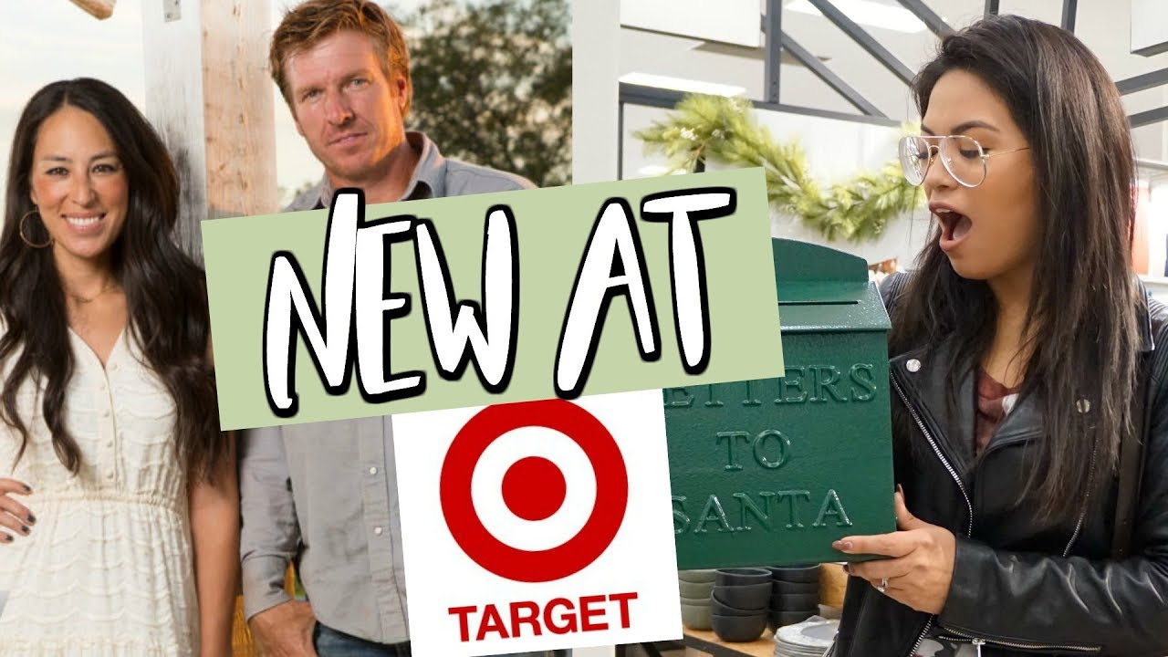 Joanna And Chip Gaines Magnolia And Target Collection Haul Belinda