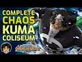 Walkthrough for All Chaos Kuma Coliseum Stages! [One Piece Treasure Cruise]